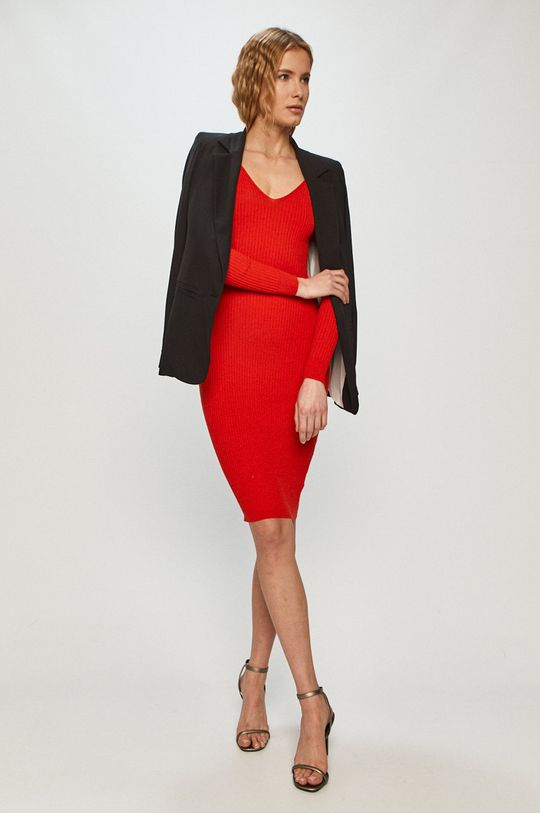 Silvian Heach - Sukienka czerwony