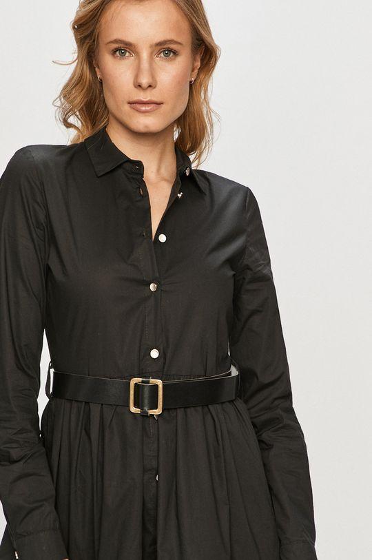 černá Silvian Heach - Šaty