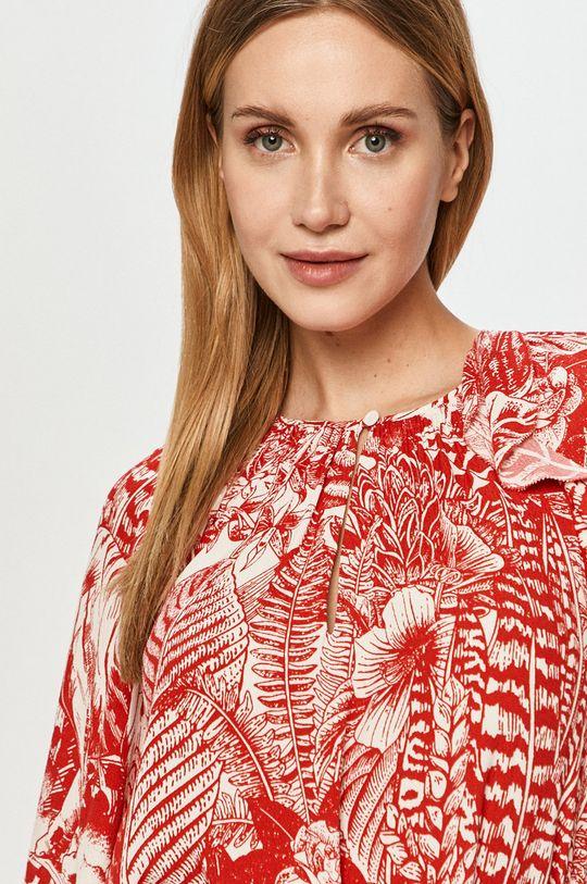 červená Silvian Heach - Šaty