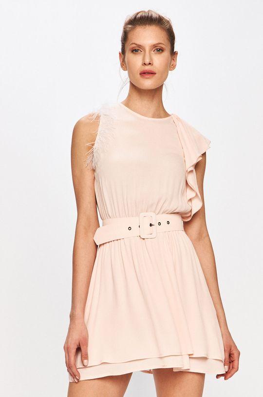 Silvian Heach - Sukienka różowy