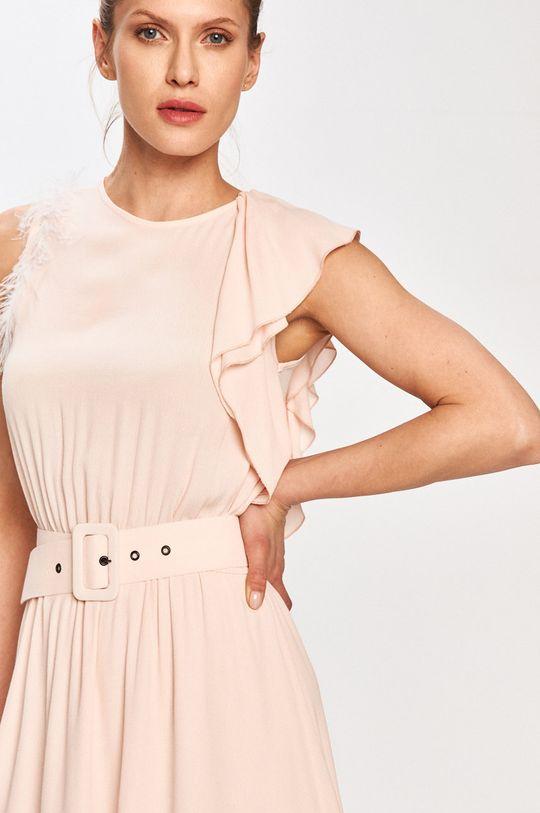 różowy Silvian Heach - Sukienka