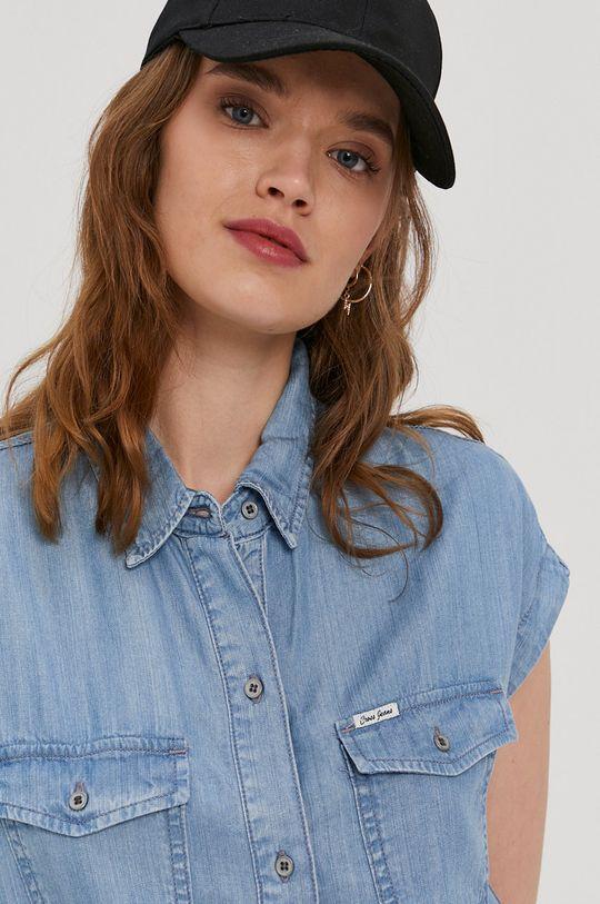 niebieski Cross Jeans - Sukienka