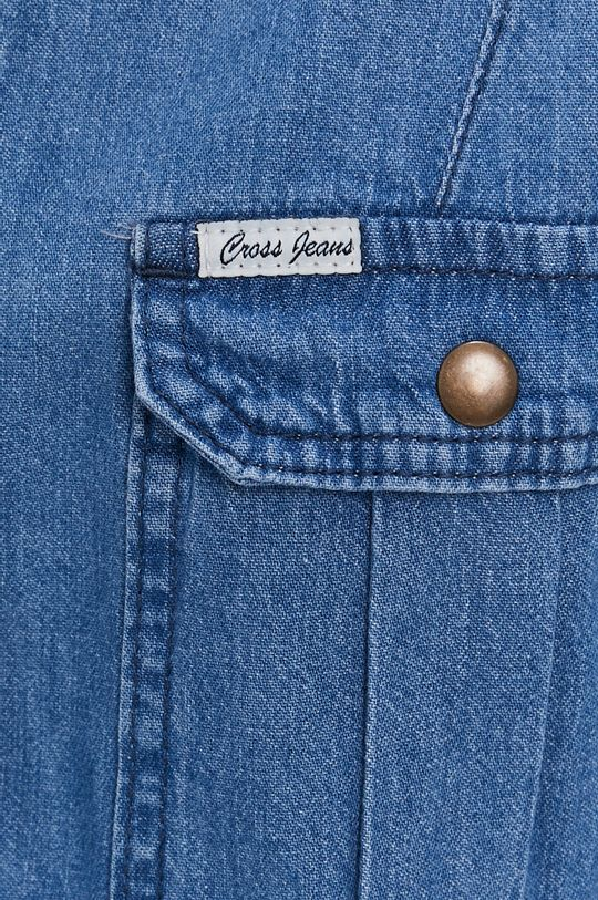 Cross Jeans - Sukienka jeansowa Damski