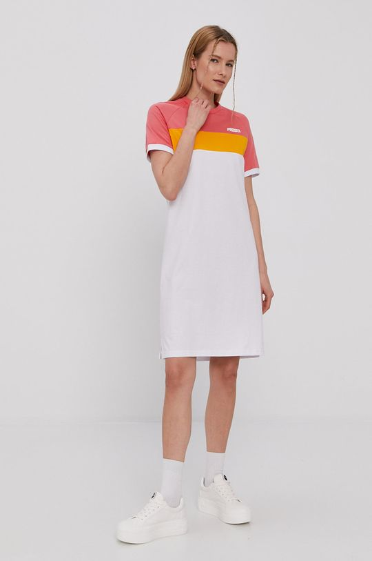 Prosto - Sukienka biały