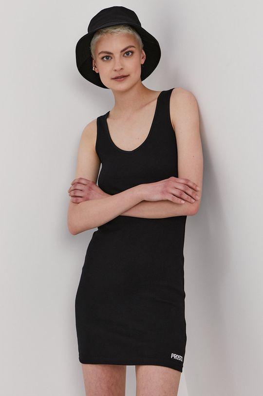 Prosto - Šaty čierna