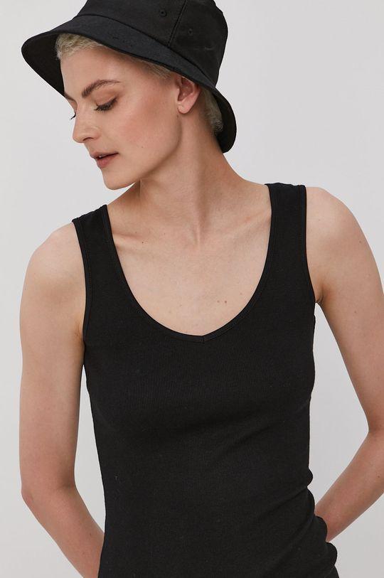 čierna Prosto - Šaty