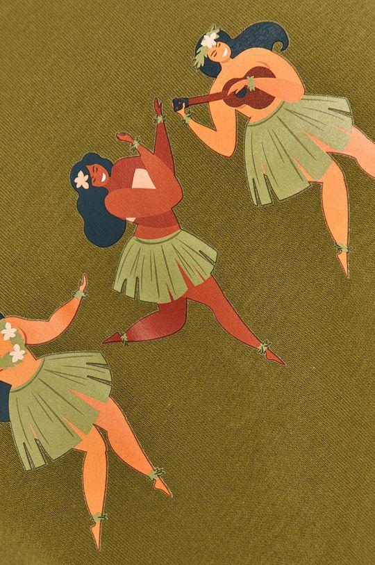 oliwkowy Waikiki Vibe - Sukienka