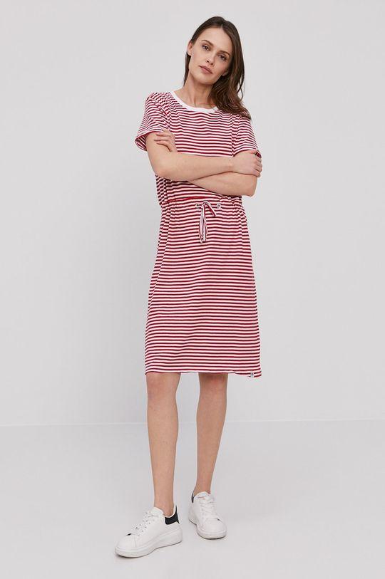 Lee Cooper - Sukienka czerwony