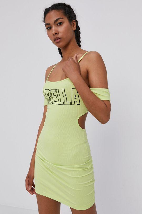 LaBellaMafia - Sukienka 8 % Elastan, 92 % Wiskoza