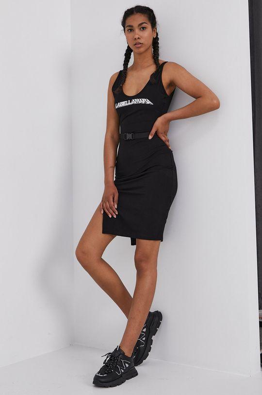 LaBellaMafia - Sukienka czarny