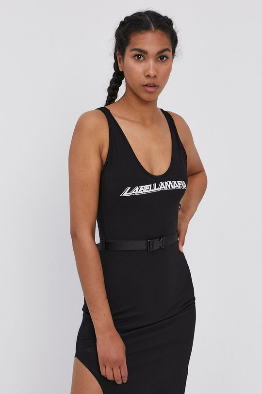 czarny LaBellaMafia - Sukienka