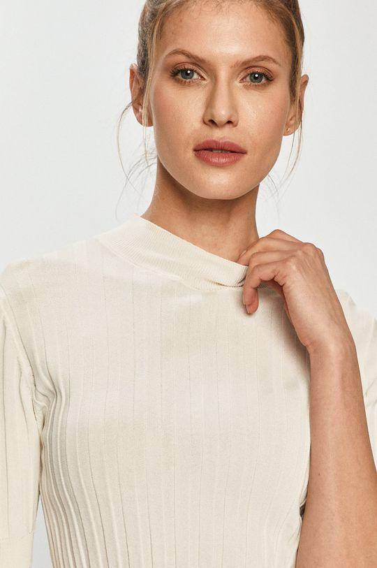 biela Silvian Heach - Tričko