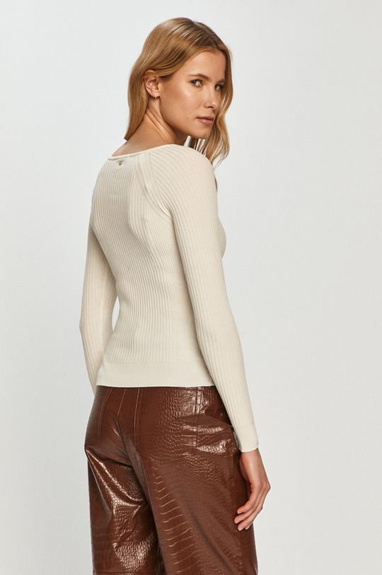 Silvian Heach - Tričko s dlouhým rukávem  30% Nylon, 70% Viskóza