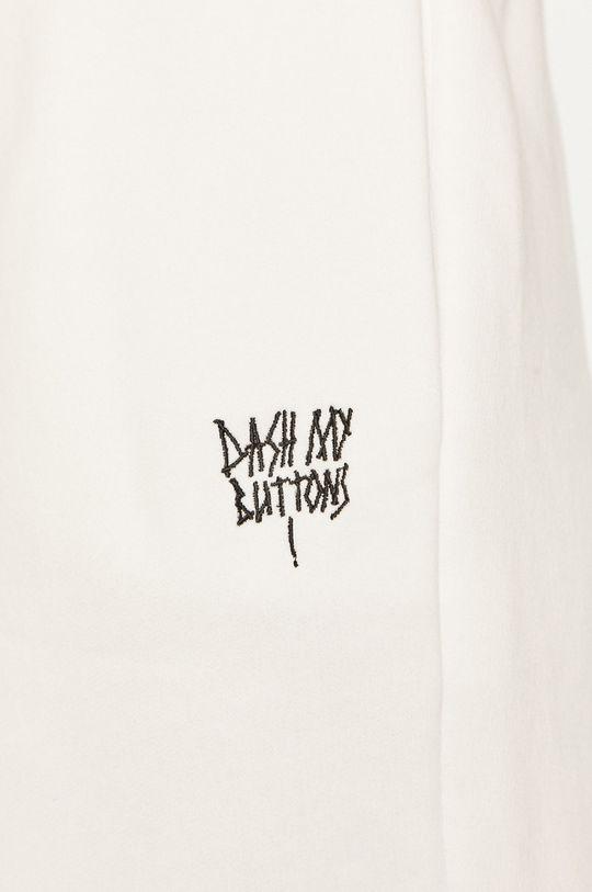 biela Dash My Buttons - Šortky Hard Candy