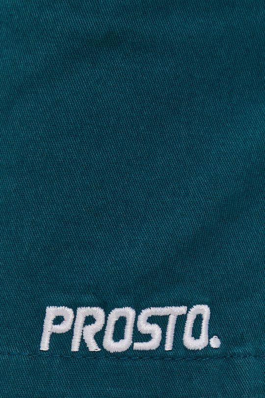 ciemny zielony Prosto - Szorty