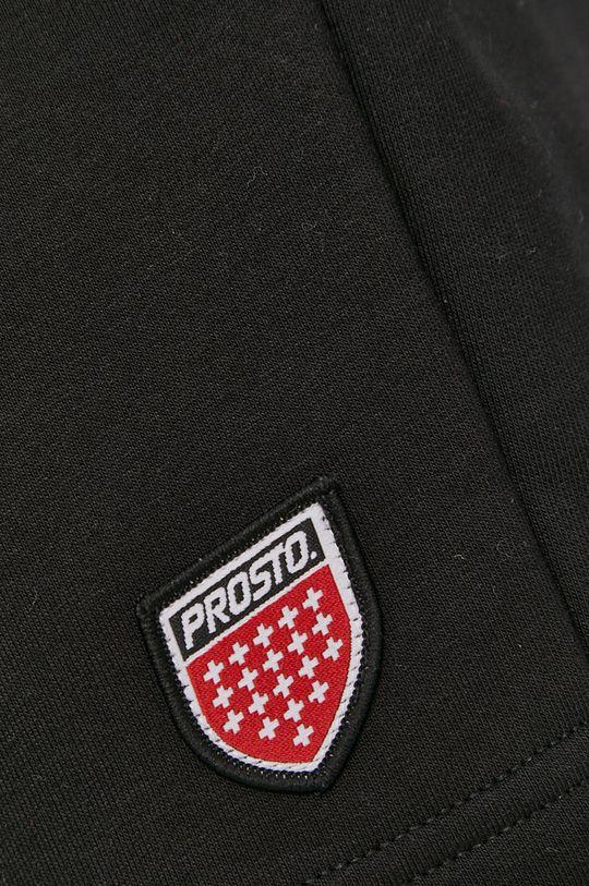 czarny Prosto - Szorty