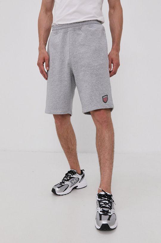 gri Prosto - Pantaloni scurti De bărbați