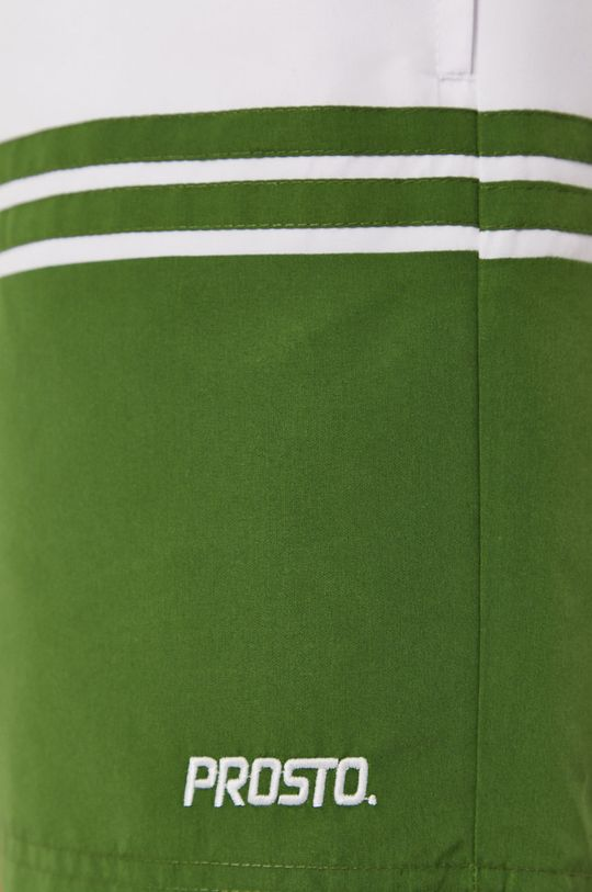 tmavě zelená Prosto - Plavkové šortky
