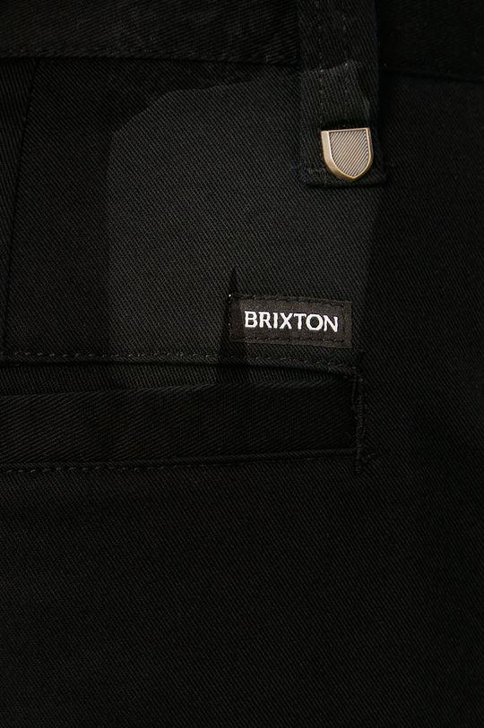 černá Brixton - Kraťasy
