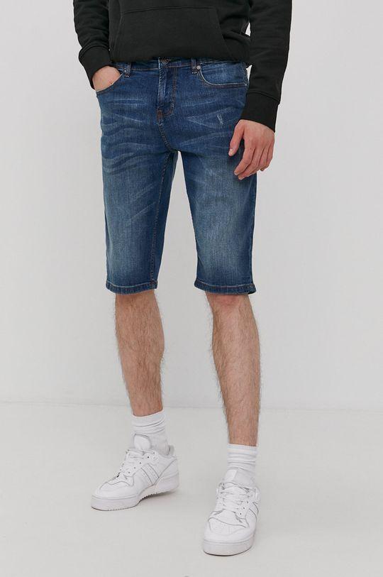 niebieski Lee Cooper - Szorty jeansowe Męski