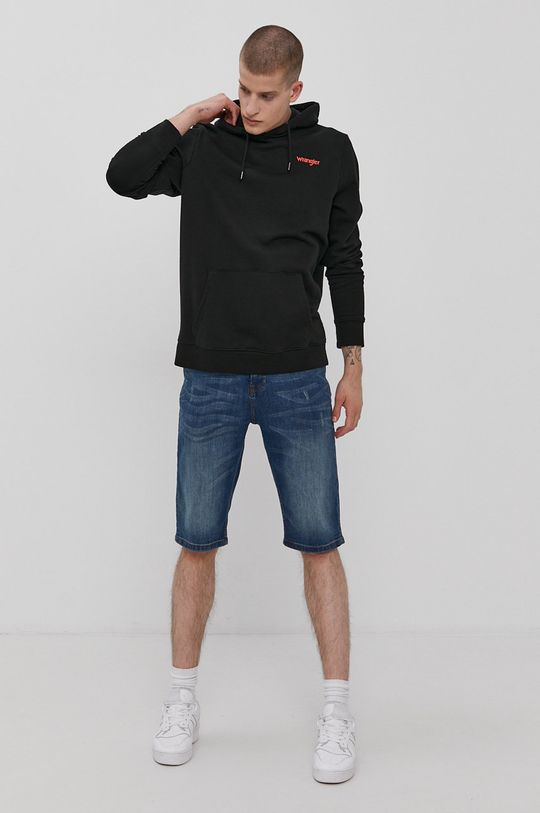 Lee Cooper - Szorty jeansowe niebieski
