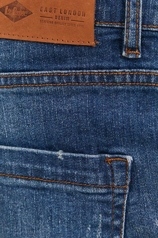 niebieski Lee Cooper - Szorty jeansowe