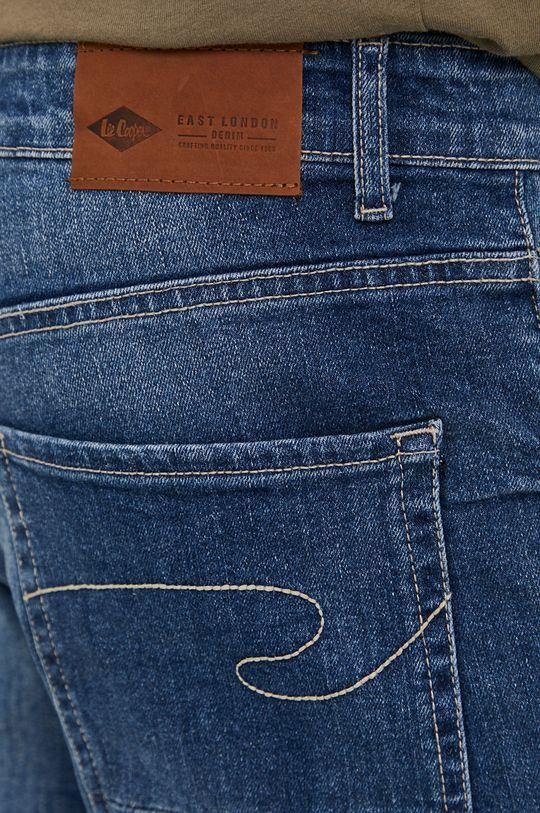 granatowy Lee Cooper - Szorty jeansowe