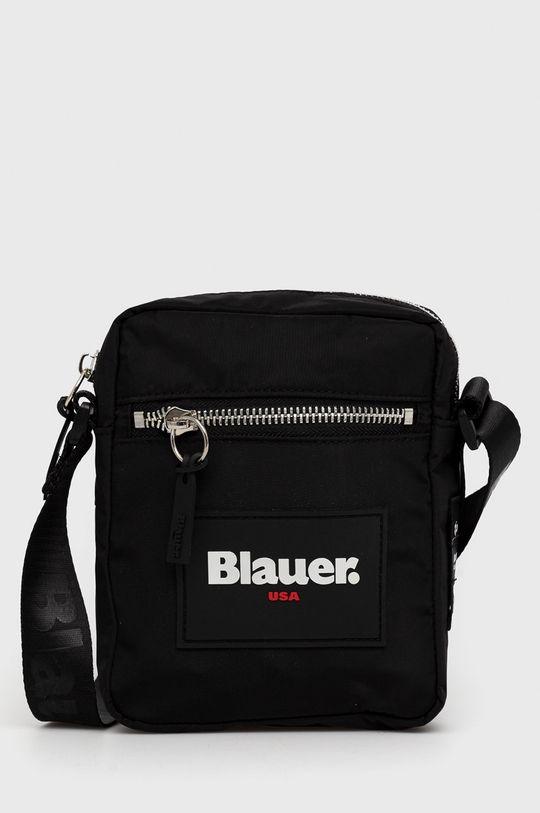 čierna Blauer - Malá taška Pánsky