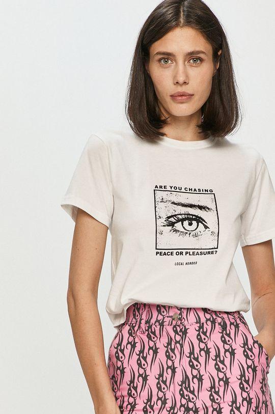 Local Heroes - T-shirt 100 % Bawełna