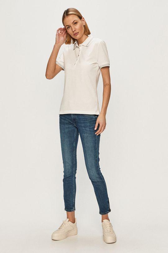 Geox - Tričko bílá