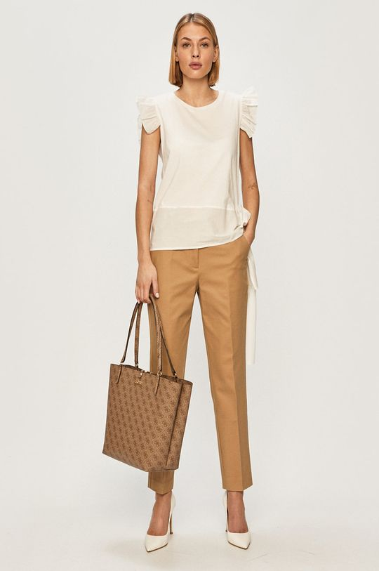 Silvian Heach - T-shirt biały