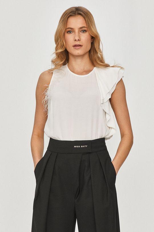alb Silvian Heach - Bluza De femei