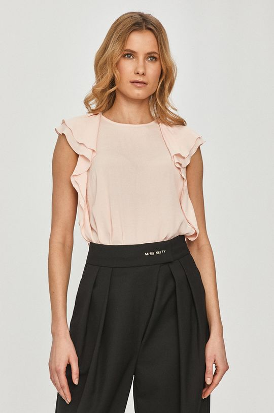 roz ascutit Silvian Heach - Bluza De femei