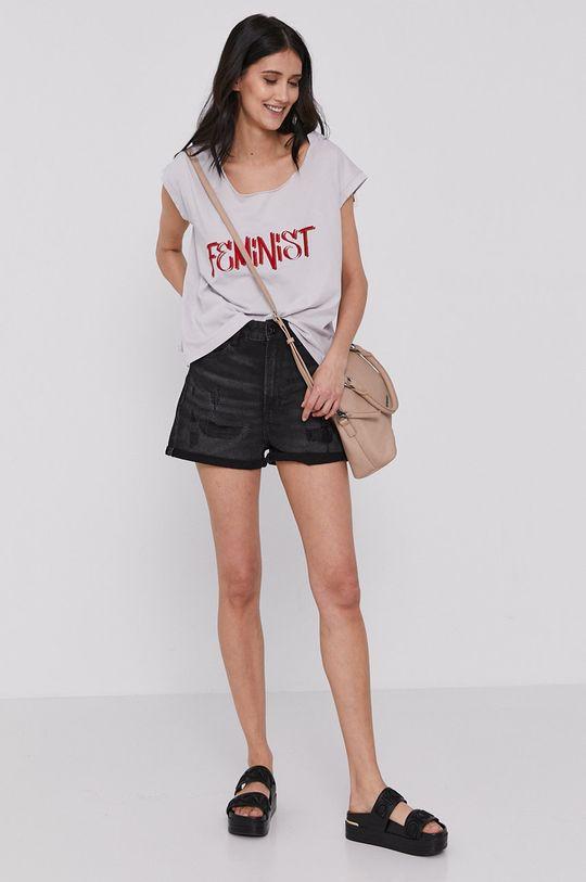 Bomboogie - T-shirt szary
