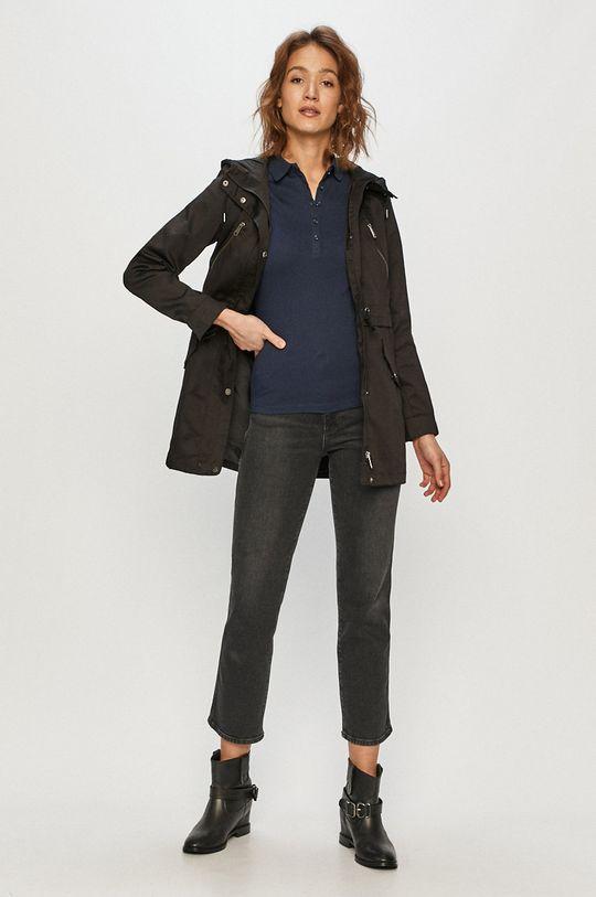 Cross Jeans - Tricou bleumarin