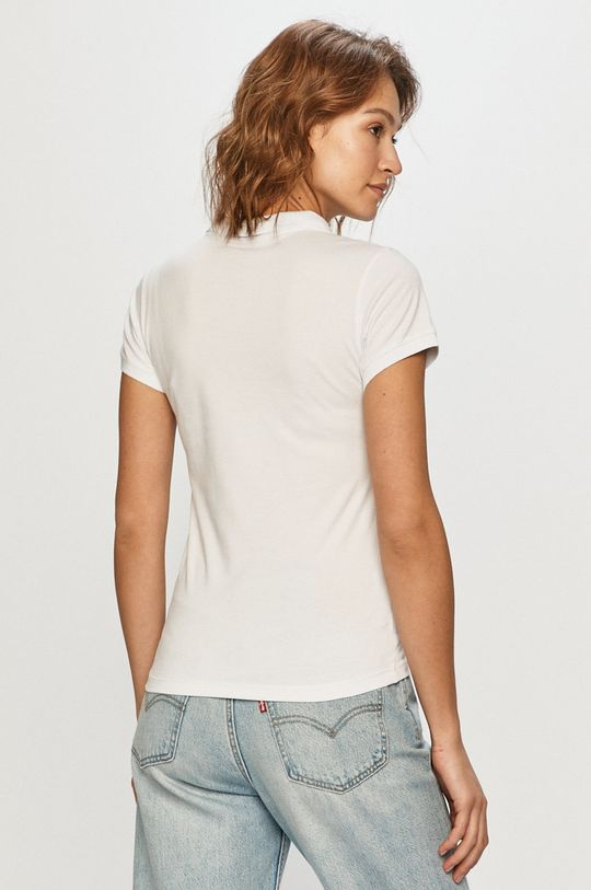 Cross Jeans - Tricou Polo  95% Bumbac, 5% Elastan