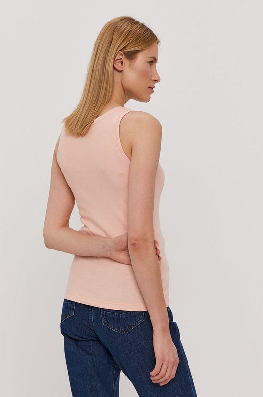 Cross Jeans - Top 95 % Bawełna, 5 % Elastan