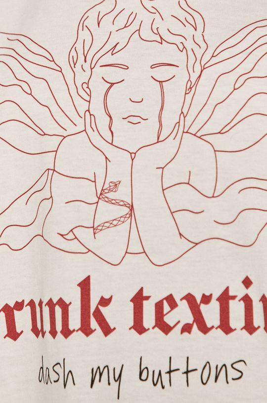 Dash My Buttons - Tričko Drunk Texting Dámský