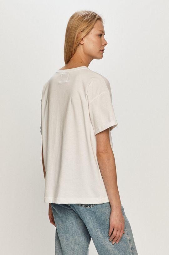 Dash My Buttons - T-shirt Heart Button 100 % Bawełna