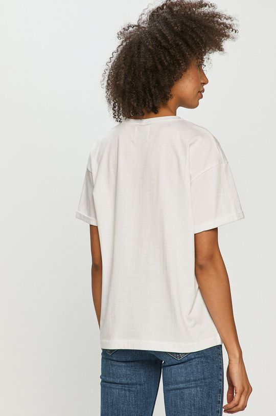 Dash My Buttons - T-shirt Naive 100 % Bawełna