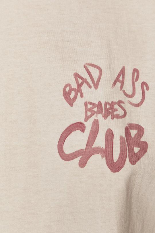 Dash My Buttons - T-shirt Bad Ass Babes Damski