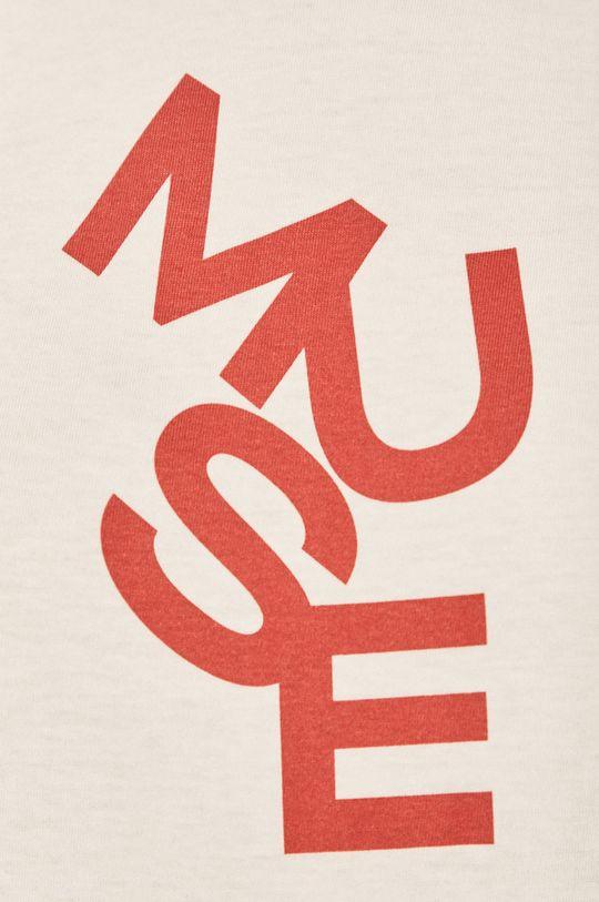 Dash My Buttons - T-shirt Muse Damski