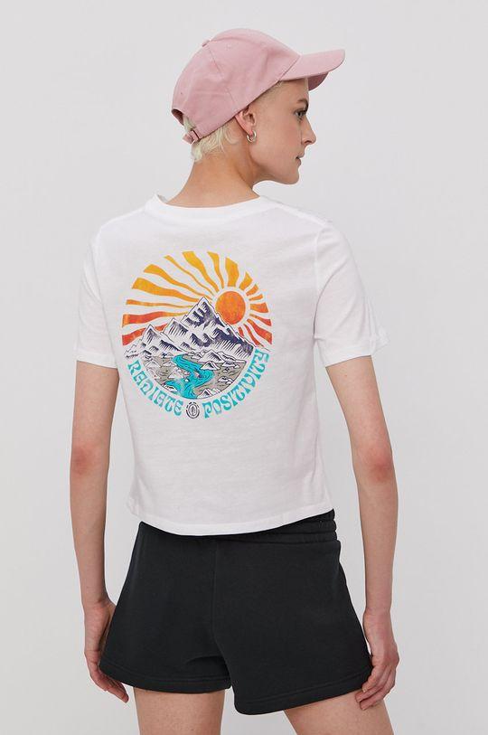 biały Element - T-shirt Damski
