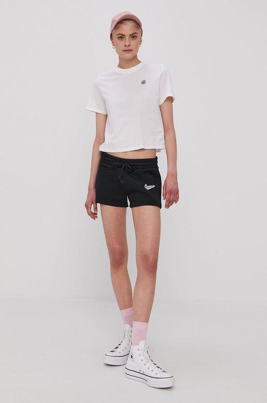 Element - T-shirt biały