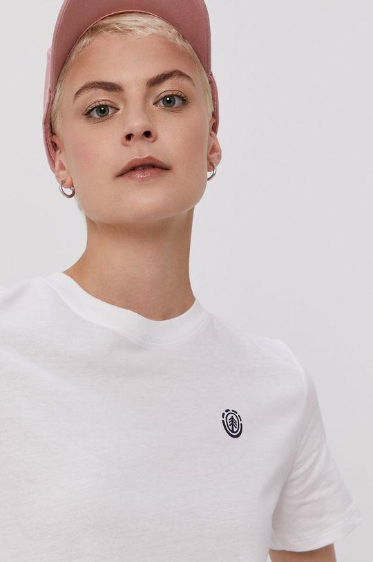 biały Element - T-shirt