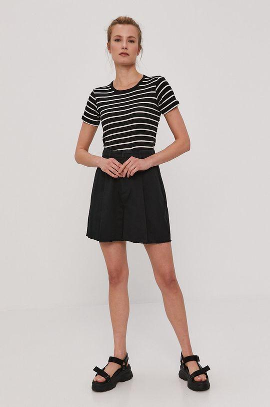 Brixton - T-shirt czarny