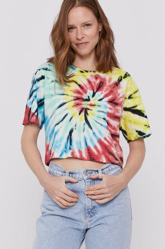 multicolor Volcom - T-shirt Damski