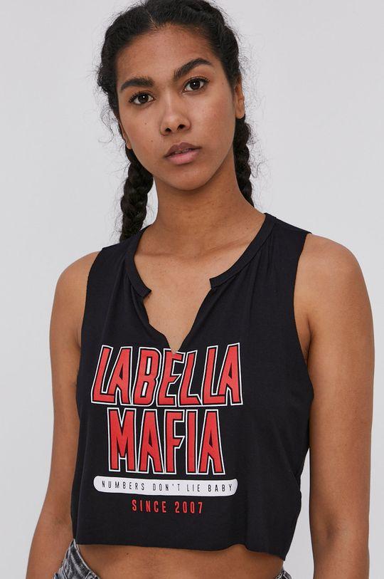 czarny LaBellaMafia - Top