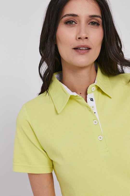 żółto - zielony Lee Cooper - Polo
