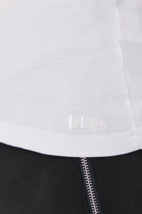 bílá Lee Cooper - Tričko
